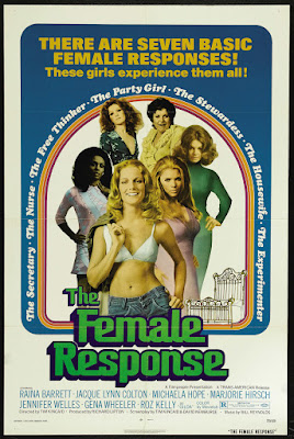 The Female Response (1973, USA) movie poster