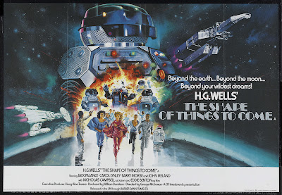 The Shape of Things to Come (1979, Canada) movie poster