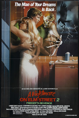 A Nightmare on Elm Street Part 2: Freddy's Revenge (1985, USA) movie poster
