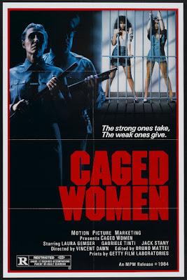 Violence in a Women's Prison (Violenza in un carcere femminile, aka Caged Women, aka Emanuelle in Prison, aka Women's Penitentiary 4) (1982, Italy / France)