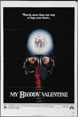 My Bloody Valentine (1981, Canada) movie poster