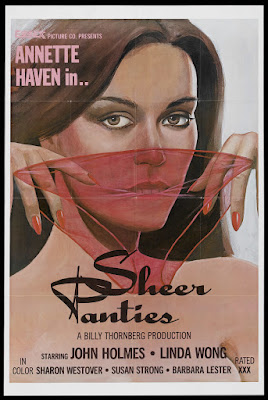 Sheer Panties (1979, USA) movie poster