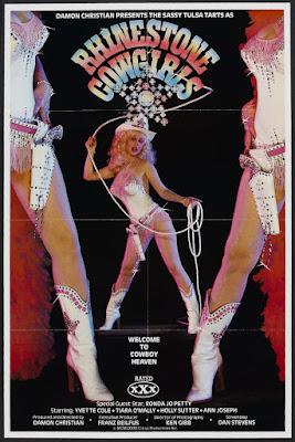 Rhinestone Cowgirls (1981, USA) movie poster