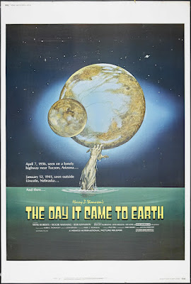 The Day It Came to Earth (1979, USA) movie poster