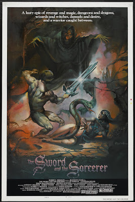 The Sword and the Sorcerer (1982, USA) movie poster