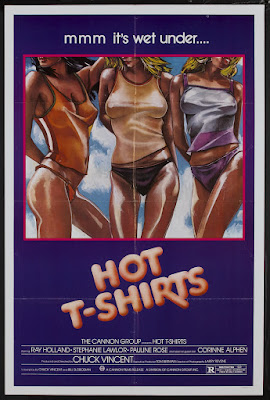 Hot T-Shirts (1980, USA) movie poster