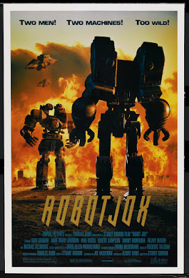 Robot Jox (1990, USA) movie poster