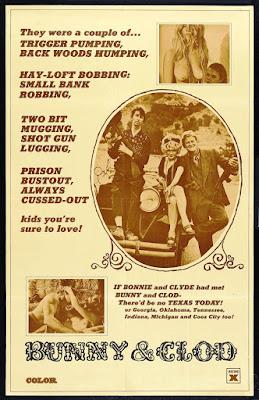 Bunny and Clod (1970, USA) movie poster