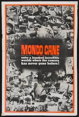 Mondo cane (aka Dog's Life) (1962, Italy) movie poster