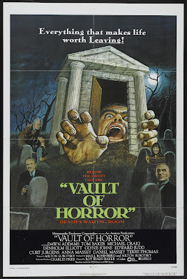 The Vault of Horror (1973, UK / USA) movie poster