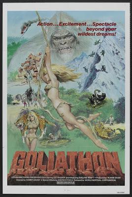 The Mighty Peking Man (Xing xing wang, aka Goliathon) (1977, Hong Kong) movie poster