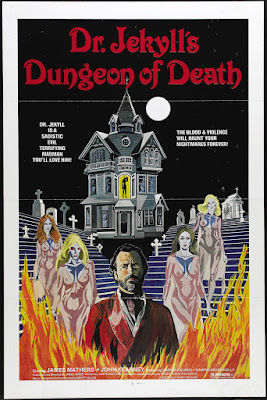 Dr. Jekyll's Dungeon of Death (1982, USA) movie poster