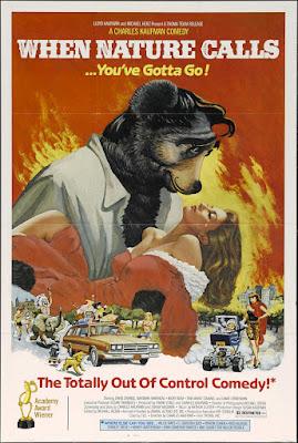 When Nature Calls (1985, USA) movie poster