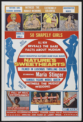 Nature's Sweethearts (1963, USA) movie poster