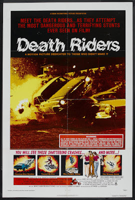 Death Riders (1976, USA) movie poster