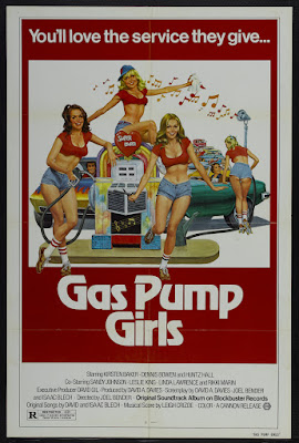 Gas Pump Girls (1979, USA) movie poster