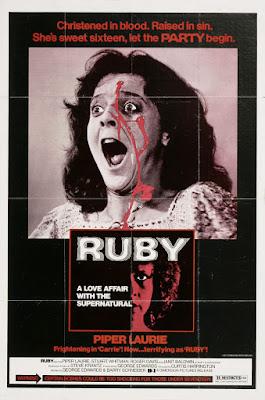 Ruby (1977, USA) movie poster