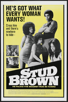 Dynamite Brothers (aka Stud Brown) (1974, USA) movie poster