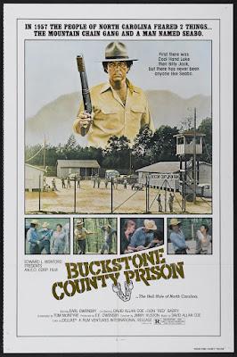 Buckstone County Prison (aka Seabo) (1978, USA) movie poster