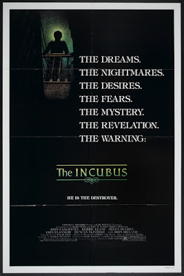 The Incubus (1981, Canada) movie poster