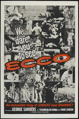 World by Night No. 3 (Mondo di notte numero 3, aka Ecco) (1963, Italy) movie poster