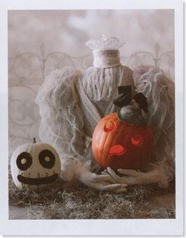 Madam Lost Her Head Pumpkin