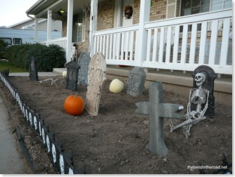 Halloween Porch 2008