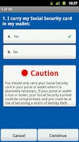 Screenshot of Experian's ProtectMyID