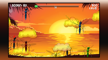 Screenshot of Ultimate Mosquito Smasher