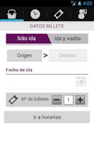 Screenshot of BilmanBus