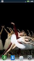 Screenshot of Ballet Live Wallpaper