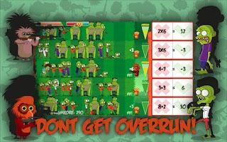 Screenshot of Owls vs Monsters