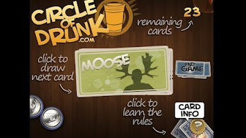 Screenshot of Circle of Drunk