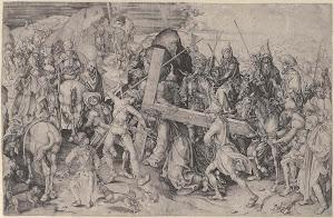RIJKS: Martin Schongauer: print 1490