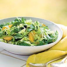 Cabbage-and-Herb Slaw with Oranges