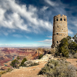 Grand Canyon by Salvador Gonzalez - Landscapes Travel ( HDR, Landscapes )