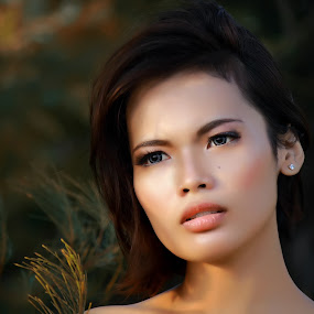 Beauty of Melani by Ferysetya Ma - People Portraits of Women