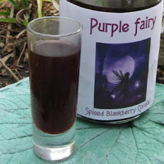 Spiced Blackberry Cordial