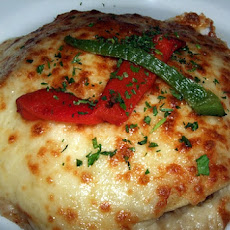 Gorgonzola Chicken Breasts