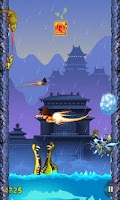 Screenshot of Shaolin Jump