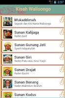 Screenshot of Kisah Walisongo