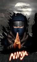 Screenshot of Ninja GO Launcher Theme