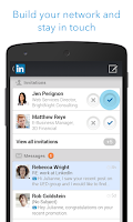 Screenshot of LinkedIn