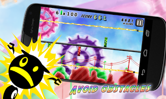 Screenshot of Free Flow Runner