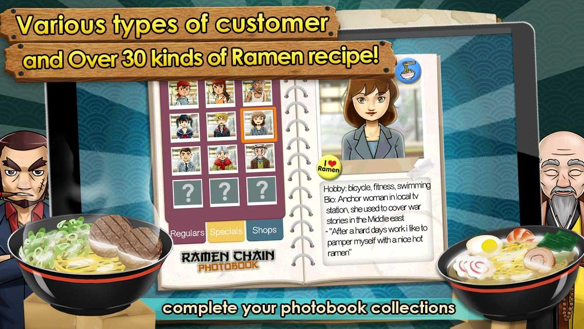 Ramen Chain Screenshot 11