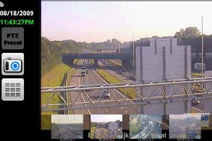 Screenshot of Traffic Cam Viewer