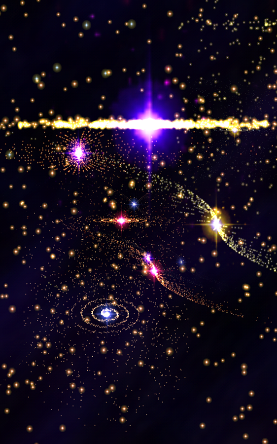 3D Stars Music Visualizer Screenshot 17
