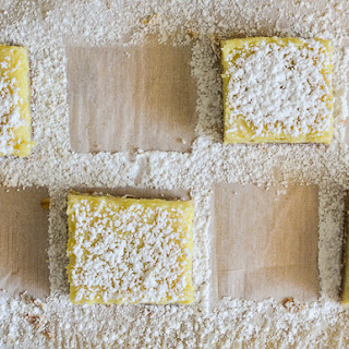 Vegan Coconut Lemon Bars