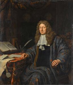 RIJKS: Michiel van Musscher: painting 1686