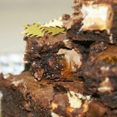 Christmas Chocolate Brownies